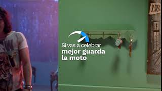 Miniatura Video Guarda la moto