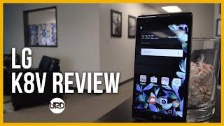 LG K8V REVIEW