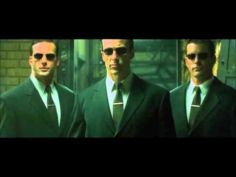 Neo vs. Agents - The Matrix Reloaded [1080p]
