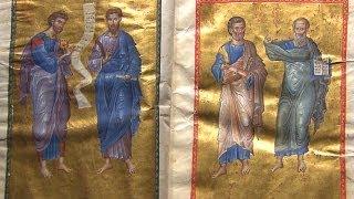 A Rare Look At The Vatican Librarys Treasures