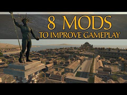 Total War: Attila - 8 MODS to improve Gameplay! letöltés