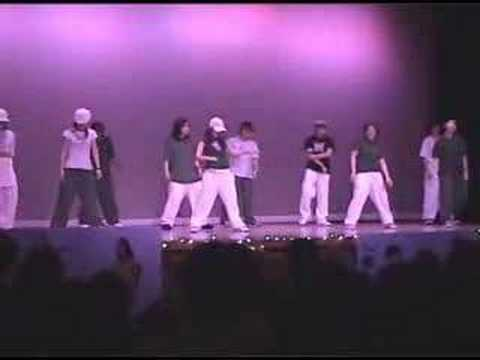 hip pop dance
