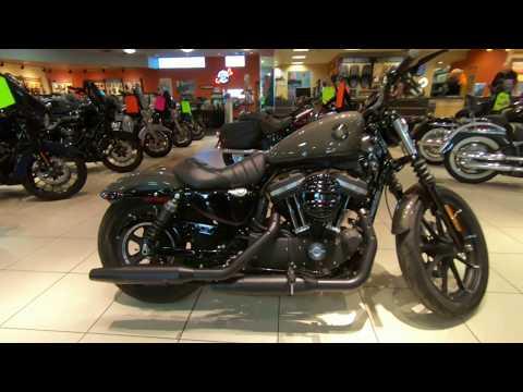 2019 Harley-Davidson® Sportster XL883N Iron 883™