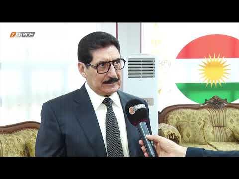 شاهد بالفيديو.. فاضل ميراني: إقليم كوردستان جزء مهم في العراق ولديه ثقل سياسي واقتصادي واجتماعي كبير