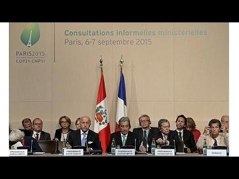 Γαλλία: «Κλειδί» για την Σύνοδο Κορυφής για το κλίμα η χρηματοδότηση
