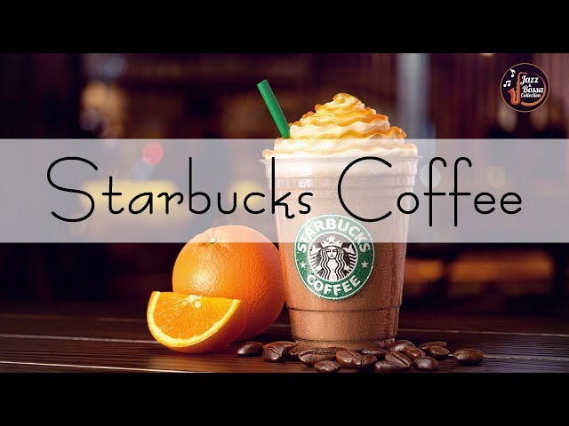 Christmas STARBUCKS Jazz - Background Snow Starbucks Coffee - Relax Music for Wake Up, Work, Study