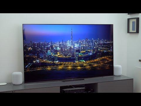 """Der beste 65"""" OLED Fernseher? - Sony AF8 (Review)"""