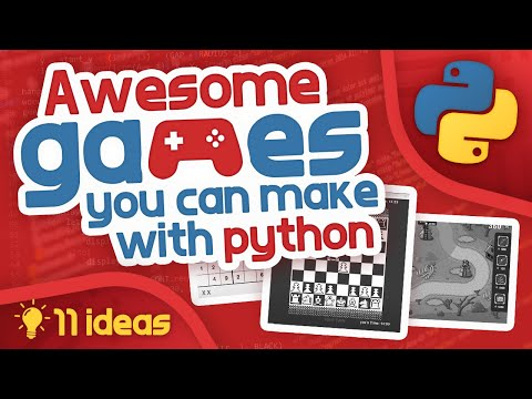 Python Projects Ideas - 11 Awesome Games You Can Make With Python