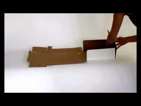 Pressel Ablagebox - Aufbauanleitung