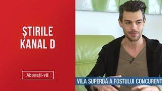 """Stirile Kanal D (10.03.2019)   Cum Arata Superba Vila A Lui Ciprian Silasi? """"Casa De Vedeta"""""""