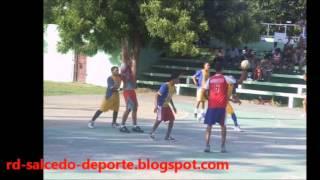 preview picture of video 'Balonmano salcedo rd-salcedo-deporte.blogspot.com'