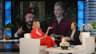 Oscar Winner Cate Blanchett Is Deeply Uncool In Her Household