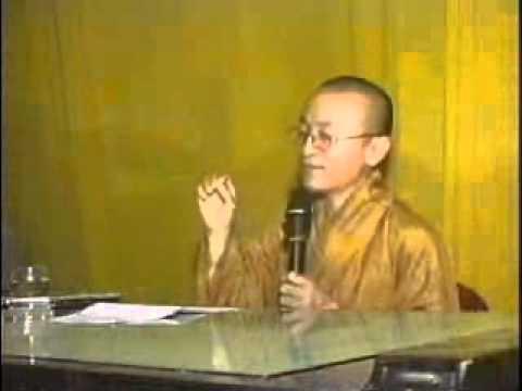 Kinh Trung Bộ 36 (Đại Kinh Saccaka) - Tu thân và tu tâm (19/03/2006)