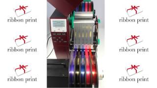 Pro Ribbon Printer - Overview