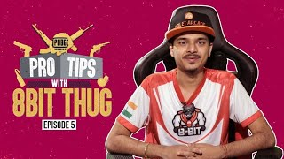 How to choose the perfect clan | PUBG Mobile | Pro Tips with 8Bit_Thug | Ep 5