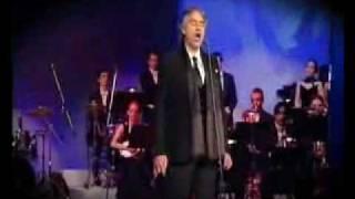 Andrea Bocelli - E vui durmiti ancora (live)