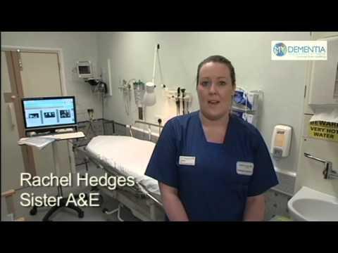 Bradford Teaching Hospitals NHSFT - Creating A Dementia Friendly A&E