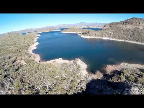 Video Lake Pleasant Scorpion Bay Marina