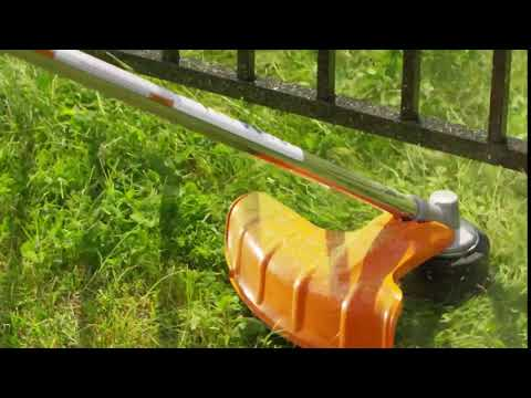 Stihl FS 56 RC-E in Mio, Michigan - Video 1