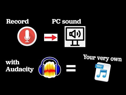 Tutorial on how to make an MP3 of anything playing on your PC