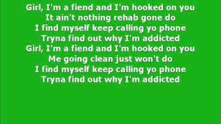 Lil Ronnie ft. Bow Wow - addicted lyrics