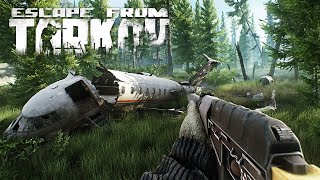 SURVIVING the APOCALYPSE!! (Escape from Tarkov, Episode 1)