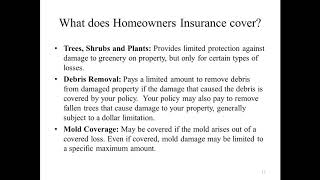 Why should you maintain Homeowners Insurance after paying off your mortgage?