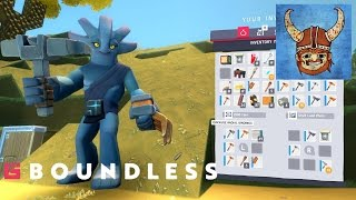 NEW UPDATE SAVES THIS GAME!! Boundless Ep5 - Let's Play (Funny Gaming)