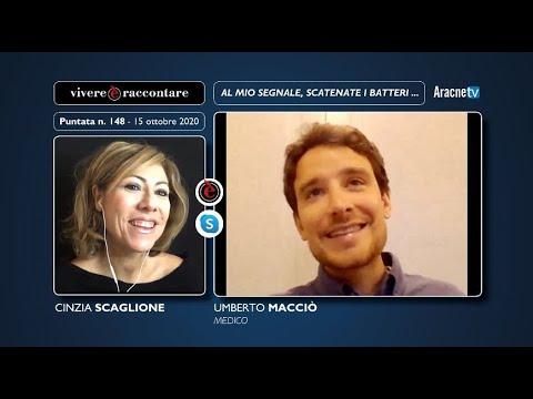 Anteprima del video Umberto MACCIÒAl mio segnale, scatenate i batteri ...