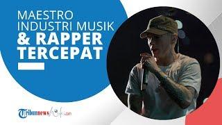 Profil Eminem - Penyanyi Rap Tercepat di Dunia