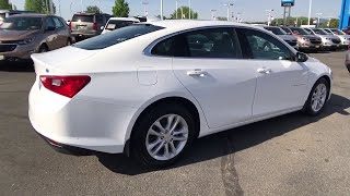 2018 CHEVROLET MALIBU Redding, Eureka, Red Bluff, Chico, Sacramento, CA JF118282C