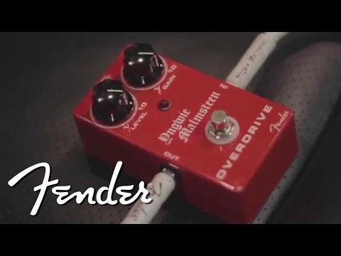 FENDER Malmsteen Overdrive Kytarový efekt