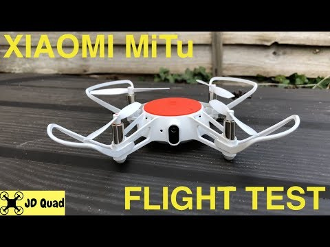 Xiaomi MiTu Flight Test VIdeo - Courtesy of Banggood