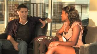"Алекс Мераз, ""The Twilight Saga: Eclipse"" interview with werewolf Alex Meraz"