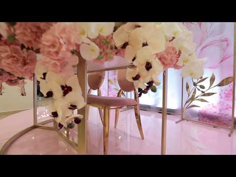 WED LEMON - студия свадебного декора, відео 3