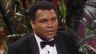 Мохаммед Али  Майк Тайсон — великий, он меня победил бы 1989 год, русс яз    FightSpace 1