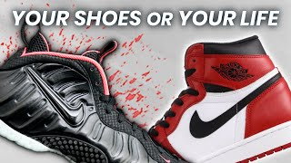 Why 1,200 People Lose Their Lives Every Year Over Sneakers