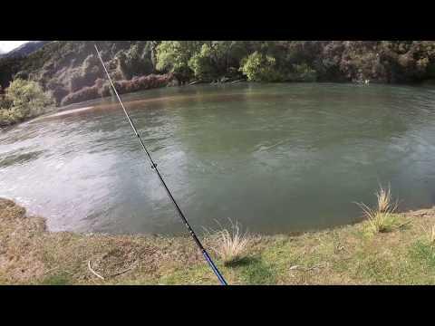 Rybaření - soft bait [Nový Zéland]