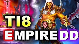 EMPIRE vs DD - ELIMINATION GAME! - TI8 CIS QUALS DOTA 2