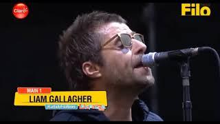 Rock N' Roll Star   Liam Gallagher (live Argentina 2018) Mejor Sonido