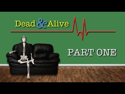 """Dead & Alive"" Part 1 – Pastor Raymond Woodward"