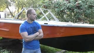 Доработки катера амур