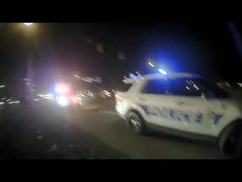 Officer Attacked By Coyote 1/16/20
