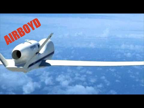 Monster Machines: Watch The Global Hawk Hunt For Water Vapour