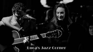 """John Pizzarelli & Jessica Molaskey    """"They can't take that away from me""""   4/16/16"""