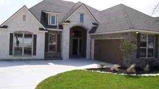 New Homes For Sale In College Station, Texas | E-2350 Floor Plan