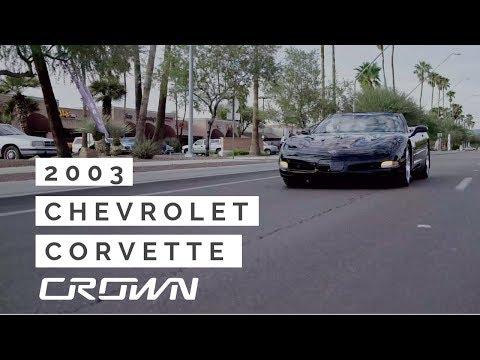 Video of '03 Corvette - PA24