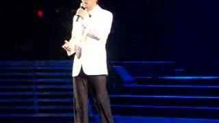 "Joe McIntyre, Singing ""The Way You Look Tonight"""