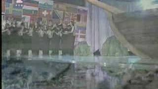 Eurovision 2008 - The Logo animation / Molitva [choir]