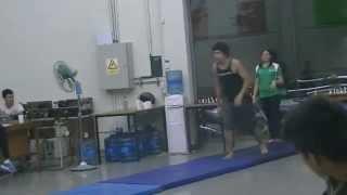 preview picture of video 'Muestra de gimnasia deportiva | Junin - Buenos Aires'
